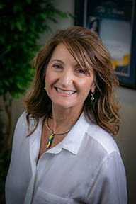 Julie Neal is the director of volunteer services at Mountain Health