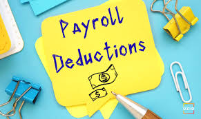 Payroll Giving is an option for employees